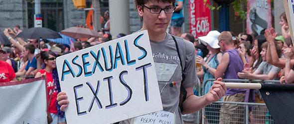 Об асексуальности