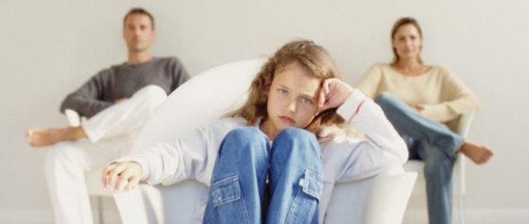 Что случается с детьми после развода [Видео]